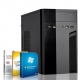 H3K OFFICE INTEL D525V1 W7P [2X 1.80GHZ, 2GB DDR3, 160GB WESTERN DIGITAL HDD, IGP, WINDOWS 7 PRO]